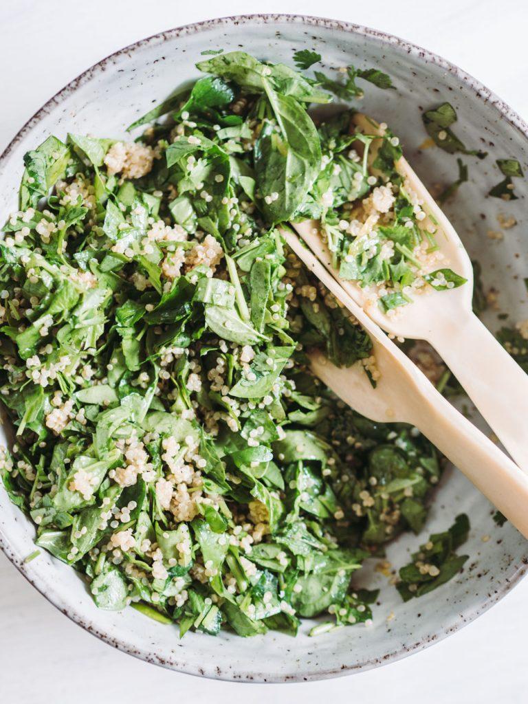 Quinoasalat Simpel Og Fyldig Salat Som Tilbehør Emma Martiny