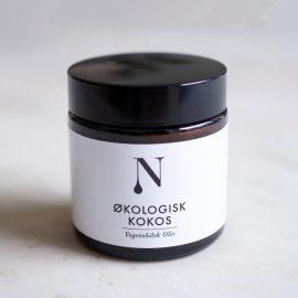 økologisk kokosolie