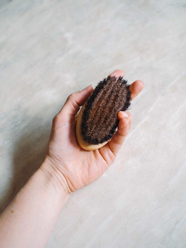 Tørbørste Body Ionic Brush